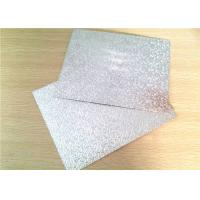 Printed Clean Aluminum Diamond Plate , Aluminum Checkered Sheet Manufactures