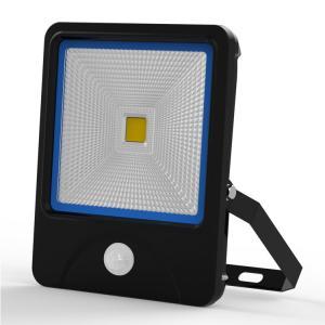 Outdoor LED Floodlight 50W motion sensor led floodlight waterproof IP66 Manufactures