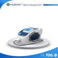 China 2019 portable 600W 10 bars powerful Permanent laser hair removal machine / Diode Laser 808nm on sale