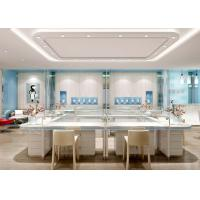 Modern Showroom Display Cases / Jewellery Shop Display Cabinets Manufactures