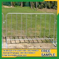 DesMoines temporary fence Sacramento crowd control barrier factory Manufactures