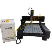 China 9015 Desktop Stone CNC Router Machine with stailess steel sink on sale