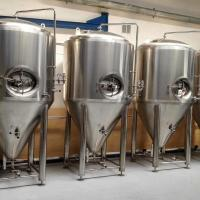 500L double beer fermenter beer fermentation tank use for brewery brewhouse Manufactures