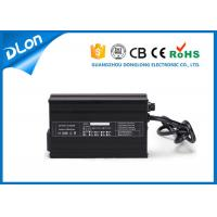 China 48V lead acid / lthium ion portable battery charger for mobility scooter /  electric scooter on sale