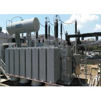SFSZ11 80000KVA 115KV Oil Filled Transformer ONAN / ONAF KEMA Manufactures