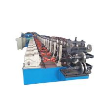 1.5mm - 3.0mm Galvanized Steel C Purlin Forming Machine With Gearbox Drive Manufactures