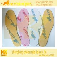 Quality shoe material/Fiber cement board/shoe insole for sale