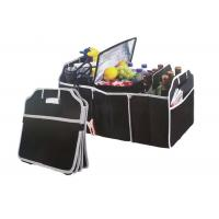 Durable Vehicle Trunk Organizer / Large Trunk Organizer For Cars Different Colors  Manufactures