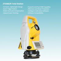High Surveying Stability Robotic Total Station Manufactures