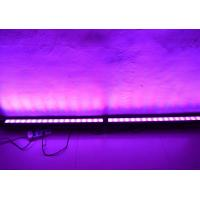 18x10W RGBW Quad color LED 4in1 Wall Washer Bar, 4in1 1M Long LED outdoor Wall Washer Manufactures