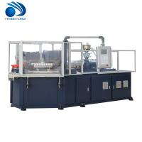 China Durable Injection Blow Molding Machine Making Plastic Jar , Injection Blow Moulding Machine on sale