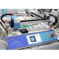 China Desktop SMT Automatic Placement Machine with Linux System Vision Cameral Touch Screen on sale