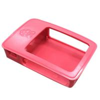 Red Lightweight Plastic Molded Products LKM Mold Base For Home Application Manufactures