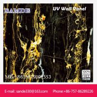 long life span fireproof uv wall board for indoor wall deco 2440*1220*6/8/9mm Manufactures