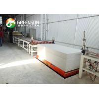 PVC Laminated Gypsum Ceiling Tile Production Line With Low Cost Manufactures
