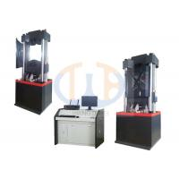 2 / 4 Columns Hydraulic Spring Testing Machine , Cable Testing Machine Manufactures