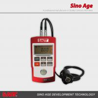 SADT Red Ultrasonic wall Thickness Gauge SA40 Measuring Metallic Nonmetallic with high accuracy Manufactures