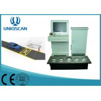 IP68 Under Vehicle Bomb Detector , 22'' Lcd Monitor Under Vehicle Scanner Manufactures