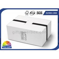 Gift Set Packaging Chipboard Luxury Setup Boxes With CMYK Printing SGS Certificate Manufactures