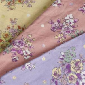 Cotton Poplin Printed Fabric, Plain, Reactive Printing Manufactures