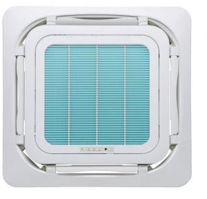 China Dekon VRF air conditioner cassette type indoor unit  4.5KW 360° air outlet round way flow on sale