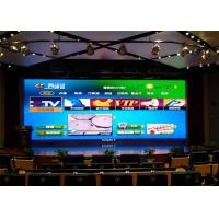Small Pixel Pitch Indoor Advertising LED Display Signs Close Viewing Distance Manufactures