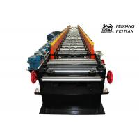 Reliable Sandwich Panel Roll Forming Machine / Heavy Truck Frame Machine For Container Manufactures