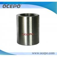OCEPO rebar thread coupler 14-40mm China factory Manufactures