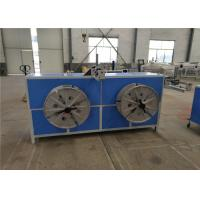 Water Pe Pipe Extrusion Line , Ppr Pp Single Screw Plastic Extruder Making Machine