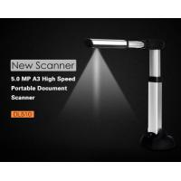 Buy cheap 5MP 10MP portable digital visualizer camera OCR office USB A3 document scanner from wholesalers