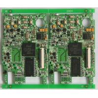 2 Layers SMD PCB Assembly FR4 Green Solder Mask White Silkscreen Manufactures