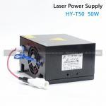50W laser power supply AC 110V 220V for CO2 laser engraver 40W,50W laser tube Manufactures