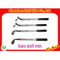 Promotional Eco-friendly Mini novel golf ball pen with logo gifts  Manufactures