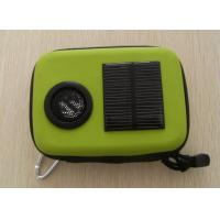 China Solar Speaker Bag with Amplifier (HOT) SCB-05 on sale