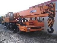 Japan Original Hydraulic Used NK-250 25T Kato Mobile Crane Manufactures
