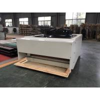 Factory Price High Quality Flat-Form Top Air Blowing Air Condenser for Cold Storage Manufactures