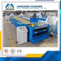 China Metal Roofing Sheet Double Layer Roll Forming Machine 5.8 Tons 8 - 10 M / Min on sale