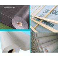 China 3 layers laminated Breathable Membrane pitched roof underlay on sale