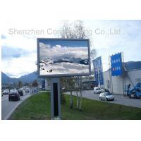 Super Thin P10 digital indoor LED video wall Fixed LED billboard display Manufactures