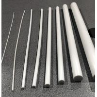Low Flammability PTFE Extruded Rod Long Durability High Thermal Resistance Manufactures