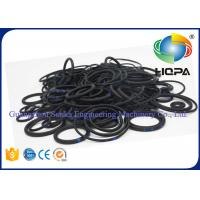 Komatsu PC600-6 Valve Seal Kit Heating Resisting With PU Rubber Materials for sale