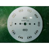 Aluminum LED PCB Printed Circuit Boards Fabrication And Assembly Manufactures