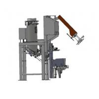 China Pneumatic Type Valve Bag Packing Machine for Starch and Cassava Starch Powder on sale