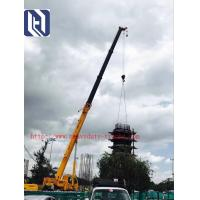 China 16 Ton Knuckle Truck Mounted Crane on sale