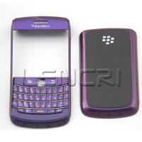 Colorful BlackBerry Bold 9700 Full Housing with Violet surface Manufactures