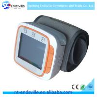 Buy cheap Digital design min wrist blood pressure monitor for health care from wholesalers
