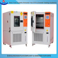 Environmental Programable Climatic measuring instrument/Humidity Temperature Chamber (Temp Moisture Testing machine) Manufactures
