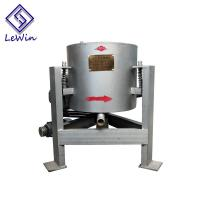 High Efficiency Oil Filtration Equipment 40 - 50kg / Batch Capacity Manufactures