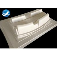 White Waterproof Thermoplastic Vacuum Forming Things Made By Vacuum Forming