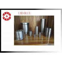 Stainless Steel Tracking Moving Bearing For Linear Motion Machines LM10LUU Manufactures
